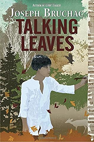 book cover of Talking Leaves