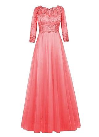 Drasawee - Vestido - Corte Imperio - para Mujer  Amazon.es  Ropa y  accesorios 22bed0dac704