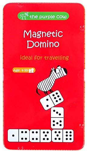Magnetic Travel Dominoes Game - Car Games , Airplane Game...