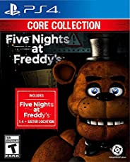 Five Nights at Freddy's: The Core Collection - Complete Edition - PlayStati