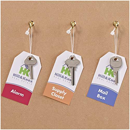 graphic about Avery Printable Tags called Avery Printable Tags with Strings for Inkjet Printers, 2\