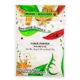 Splendor Garden organic Garlic Powder,45.0 Gram