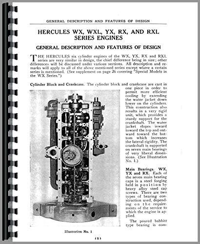Patio, Lawn & Garden Tractors ghdonat.com Hercules Engines WXC3 ...