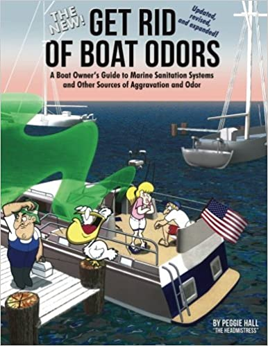 Get rid of boat odors book cover