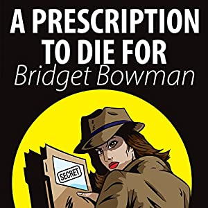 Prescription to Die For Audiobook