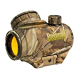 Bushnell Trophy Red Dot TRS 1x 25mm Camo Riflescope, 3 MOA Red Dot Reticle