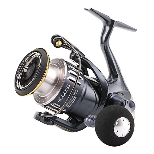 Shimano Twin Power XD Spinning Reels (TPXD4000XG) Rods And Reels SHIMANO