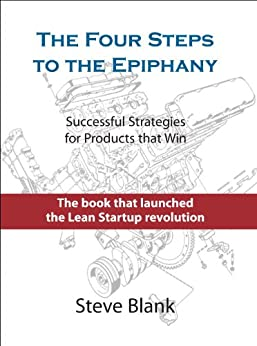 The Four Steps to the Epiphany (English Edition) por [Blank, Steve]