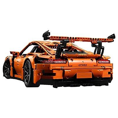 LEGO Technic Porsche 911 GT3 RS (2,704 Pieces): Toys & Games