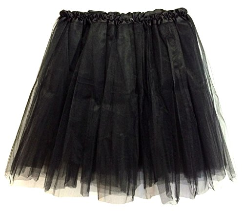 Teen & Adult Black Dance or Ballet (Tap Dance Costume Halloween)