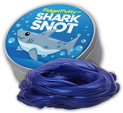GearsOut Shark Snot Fidget Putty Stress Relief Cool