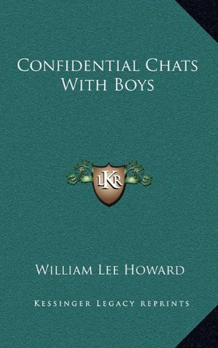 Read Online Confidential Chats With Boys ebook