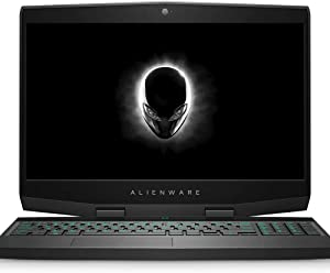 "Alienware M15 15.6"" Gaming Notebook - 1920 x 1080 - Core i7 i7-8750H - 16 GB RAM - 512 GB SSD - 1 TB HHD - Epic Silver - Windows 10 - NVIDIA GeForce RTX 2060 with 6 GB - in-Plane Switching (IPS)"