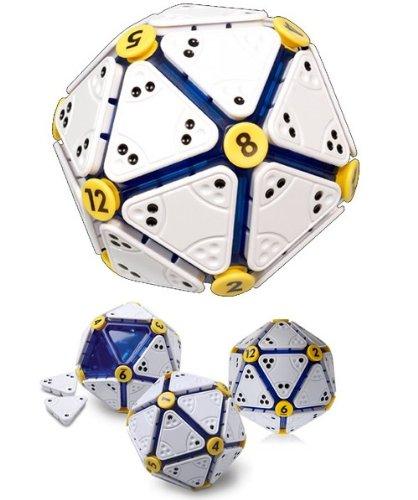 Icosoku Brainteaser Puzzle   3D Puzzle   Block Puzzle
