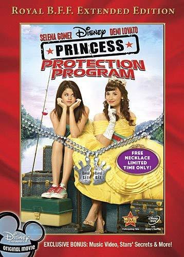 Princess Protection Program (Royal B.F.F. Extended Edition) (Princess Program Protection Dvd)