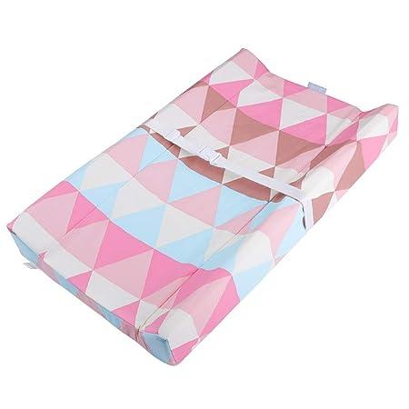 Cambiador De Pañales Portátil Para Bebés Diseño Contorneado Material Impermeable