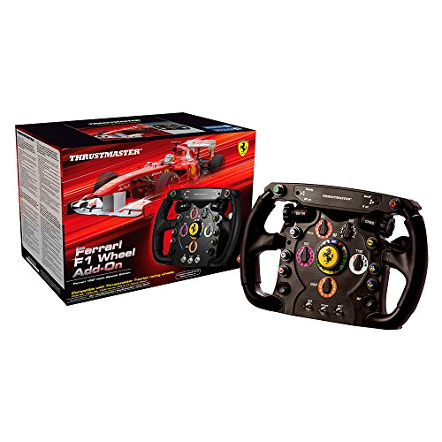 thrustmaster ferrari f1 wheel add on for ps3 ps4 pc xbox one buy online in uae video game. Black Bedroom Furniture Sets. Home Design Ideas