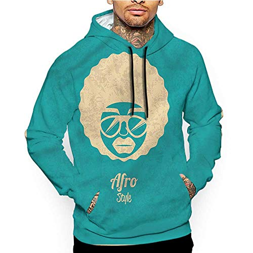 - Unisex 3D Novelty Hoodies African,Woman Carry Water Vases,Sweatshirts for Women