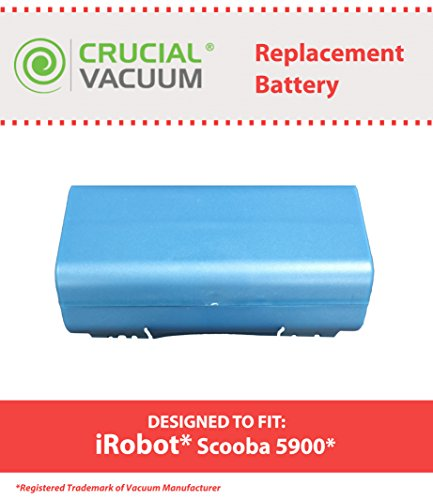 scooba irobot battery - 3