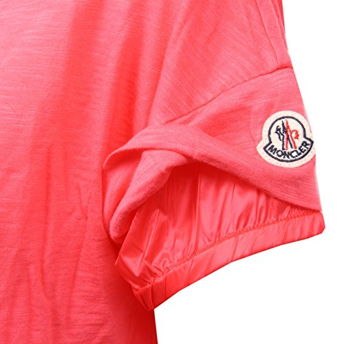 shirt Corallo Woman T Donna Moncler C5376 5wfZqa