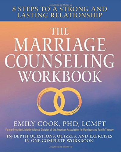 Marriage Counseling Workbook Lasting Relationship product image