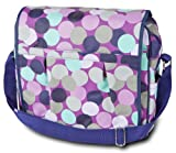Confetti Dot Messenger Bag