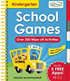 Let's Leap Ahead Kindergarten School Games, Alex A. Lluch, 1613510810