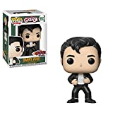 Funko POP! Movies Grease 40th Year Anniversary Edition: Danny Zuko Leather Jacket and Sandy Olsson Carnival Leather Outfit Toy Action Figure - 2 POP BUNDLE