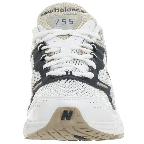Champagne M755 Balance White Men's New Running Shoe Navy 40f1nwqx