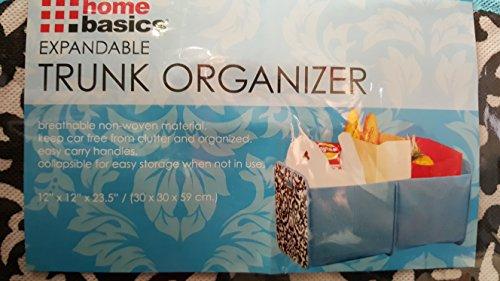 Expandable Trunk - Home Basics Trunk Organizer