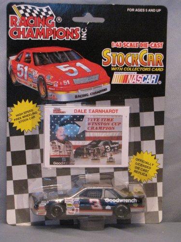 Racing Champions 1:43 stock Car Nascar Dale Earnhardt (Racing Champions Stock Car)