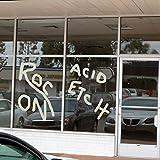 Ultra Weatherable 6 Mil Anti-Graffiti Window Film 60 Inch x 10 Feet