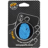 Popsocket Original Fingerprint Neon Pn07, Pop Selfie, 155932, Preto