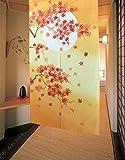 Edress Noren Japanese Doorway Curtain Curtains fishes Door (Style 62)
