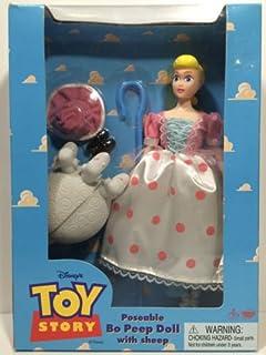 Amazon Com Mattel Disney Toy Story 2 Woody Bo Peep Gift Set Toys