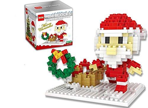 LOZ ブロック 人気キャラクター ブロック 子供の創造性と集中力を高めてくれるのおもちゃ block ナノブロック おもちゃ クリスマスプレゼント9125