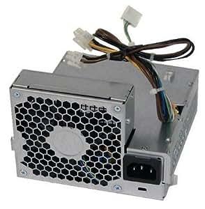 HP 613663-001 unidad de funte de alimentación - Fuente de alimentación (240W, 100 - 240V, 50 - 60 Hz, Servidor, Plata)