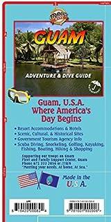 Guam Adventure Dive Guide Franko Maps Waterproof Map