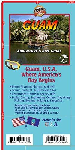 Guam Adventure & Dive Guide Franko Maps Waterproof Map pdf