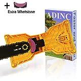 Best blade sharpening tool - ADINC Chainsaw Sharpener Universal Chain Saw Blade Sharpener Review