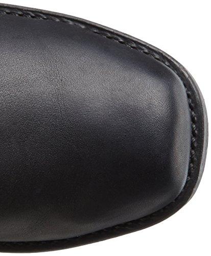 FRYE - Botas de cuero para hombre Negro (Schwarz (Noir (Blk)))