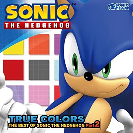 Sonic The Hedgehog - True Colors: The Best Of - Amazon.com Music