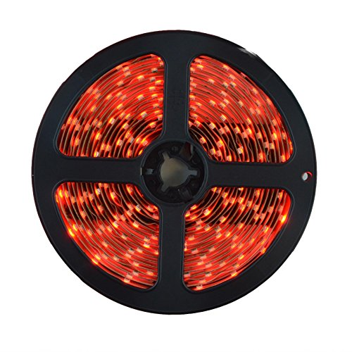 HitLights Weatherproof LED Light Strip - Red SMD 3528 -