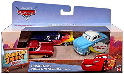 Disney Pixar Cars Hometown Radiator Springs 3 Pack Mattel Canada Inc.