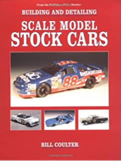 Stock Car Model Kit Encyclopedia And Price Guide Bill Coulter