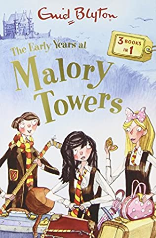 book cover of Early Years at Malory Towers: Volume 1