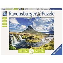 Ravensburger - Puzzle Cascadas de Kirkjufell, Islanda, 1000 Piezas (19539 8)