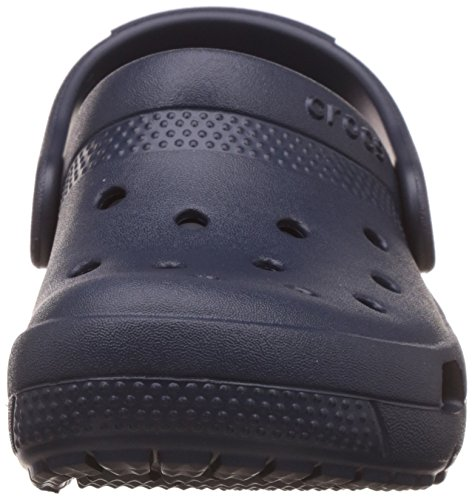 Crocs Kinder Unisex 204094 Clogs, Blau (Navy), 33/34 EU