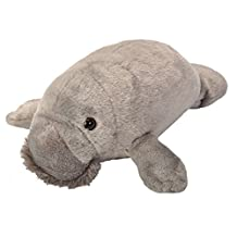 Wild Republic Cuddlekins Mini Manatee Plush