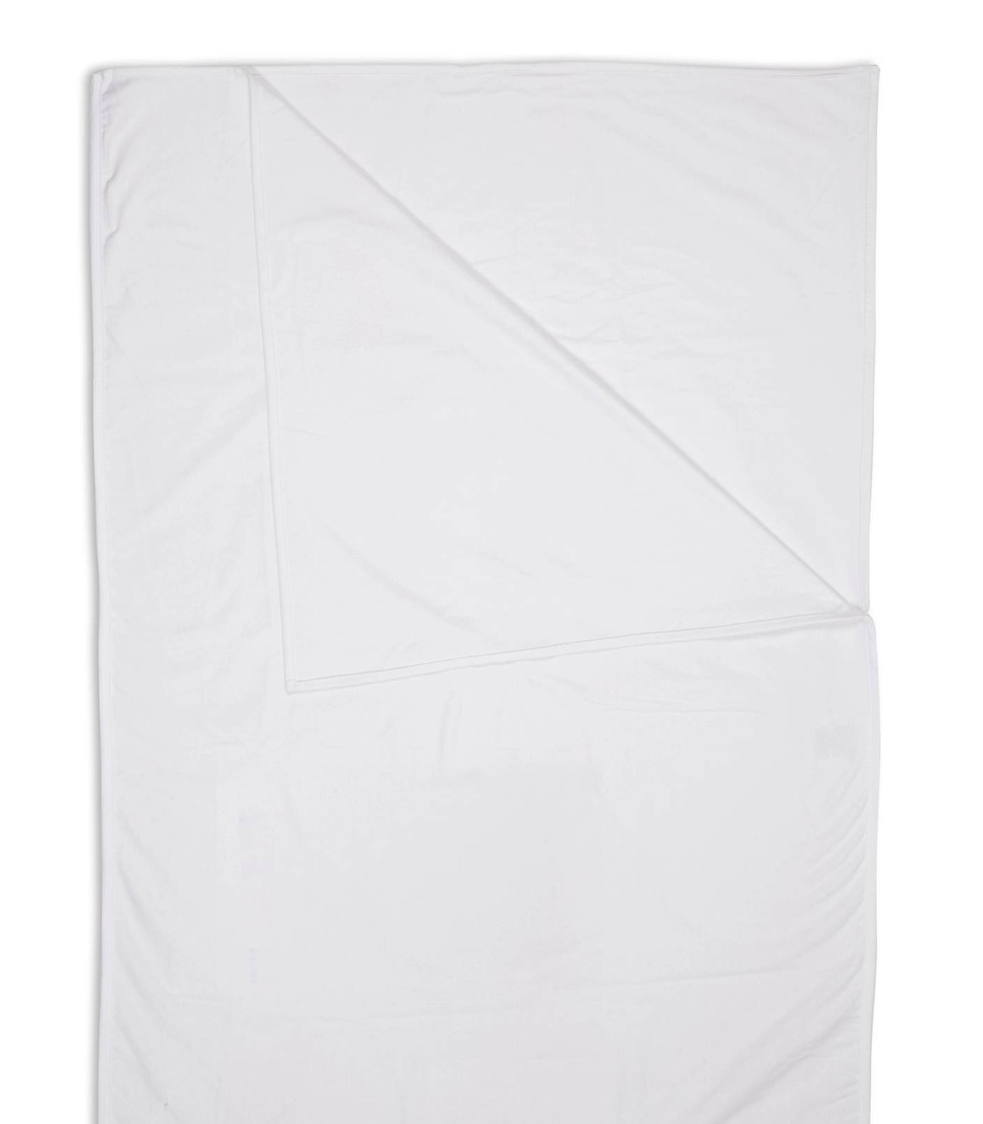 Brolly Sheets Children's Waterproof Sleeping Bag Liner - White by Brolly Sheets